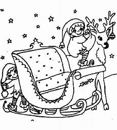 coloring page sled coloring pages 12