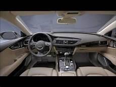 Audi A7 Innenraum - audi a7 sportback interior