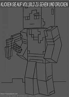Malvorlagen Minecraft Pe Disegni Di Minecraft Steve Chefs4passion