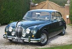 Jaguar Mk2 34 1964  British Classic Cars