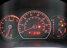 how petrol cars work 2009 suzuki sx4 instrument cluster the airbag warning light is back 2009 suzuki sx4 long term road test