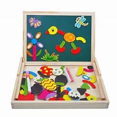 puzzles en bois magn 233 tique jouet educatif pas cher