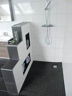Mosaik In Der Dusche - badezimmer ideen begehbare dusche kleines badezimmer