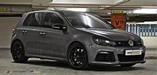 volkswagen golf mk6 r equipped with vorsteiner v ff 108