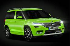 2018 Skoda Yeti To Take Inspiration From New Kodiaq Autocar