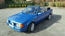 Ford Mk4 Xr3i Cabriolet 1989 Classic In
