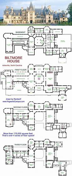 biltmore house floor plan biltmore estate floor plan castle floor plan school