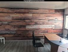 toile tendue murale d 233 coration murale bois toile tendue imprim 233 e avec un