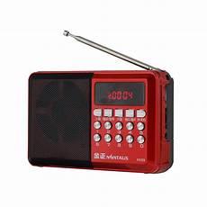 Nontaus Kk69 Mini Portable Radio Card by Nontaus Kk69 Mini Portable Fm Radio Tf Card Speaker Mp3