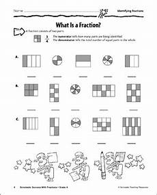 what is a fraction identifying fractions printable skills sheets