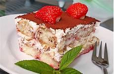 erdbeer tiramisu einfach erdbeer tiramisu rezept mit bild tigerentelif