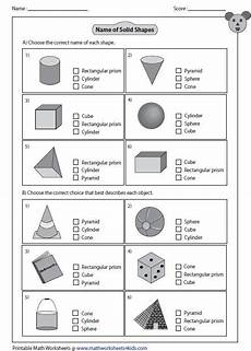 solid shapes worksheets for grade 1 1267 choice questions eureka math grade 1 shapes worksheets worksheets and