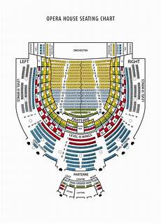 opera house seating plan kennedy center opera house theater seating opera house