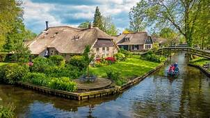How To Visit Giethoorn Netherlands A Charming Village