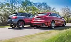 Mercedes Gla 250 Vs 250 Shooting Brake Autozeitung De