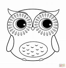 Ausmalbilder Heule Eule Owl Coloring Page Free Printable Coloring Pages