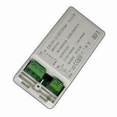 dimmbarer led mini trafo 1 12 watt 12v dc triac dimmer