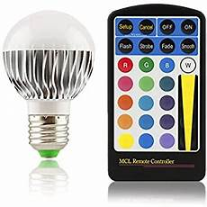 E27 Led Farbwechselle Klein Rgb Multicolor Mit