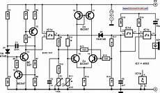 General Purpose Alarm Circuit Diagram
