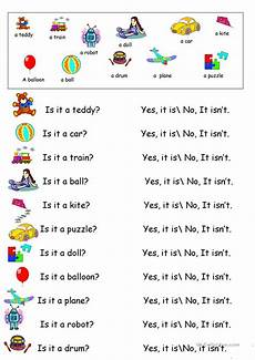 toys vocabulary practicing worksheet free esl printable