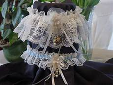 Plus Size Garter Wedding