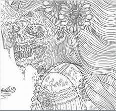 Ausmalbilder Erwachsene Horror Of Horror Sle5 Jpg 605 215 580 Malvorlagen