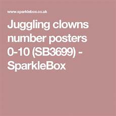 Info Malvorlagen Count Juggling Clowns Number Posters 0 10 Sb3699 Sparklebox