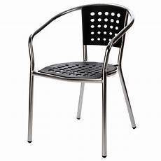 chaise exterieur pas cher chaise de jardin aluminium pas cher