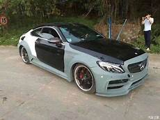 w205 mercedes c63 c63s coupe wide kit front