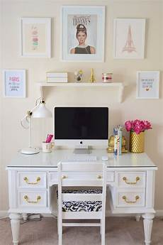 White Home Office Decor Ideas by New Office Reveal Minted Giveaway Work It Home