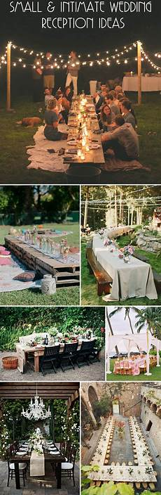 small wedding ideas for intimate wedding ideas five essential elements that bring