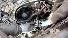 1 8t Aeb Zahnriemenwechsel Am Vw Passat Motor 20vt 150 Ps