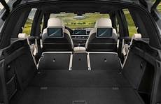 how much cargo space does the 2018 bmw x5 have