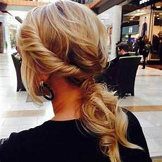 medium ponytail hairstyles 45 ponytail hairstyles for special occasions