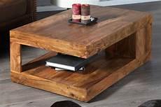 table basse en bois soldes table basse rectangle bois massif comforium