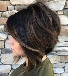 40 awesome ideas for layered bob hairstyles you can t miss