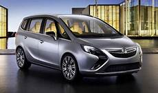2015 Opel Zafira No Sillent Farewell All About Cars