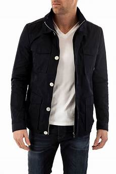veste courte homme antony morato mmco00202 7000 cuir