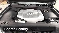 lexus gx470 battery battery replacement 2003 2009 lexus gx470 2003 lexus