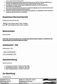 Clio1 Zahnriemen Wechseln Clio 1 5 Dci Die Anleitung