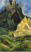 Reforestation 1936  Emily Carr WikiArtorg
