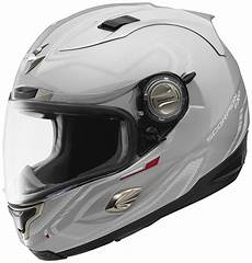 scorpion exo 1000 apollo helmet silver