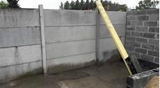 cloture beton prix plaque de beton pour cloture pas cher