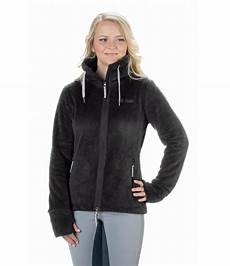 teddy fleece jacket ella fleece jackets kramer equestrian