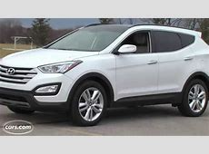 2015 Hyundai Santa Fe Sport Review   YouTube