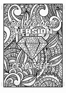 mandala coloring pages sayings 17972 coloring page coloring coloring book printable coloring page zentangle coloring page