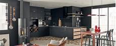 Cuisine Moderne Et Design Ouverte Mat Ambiance