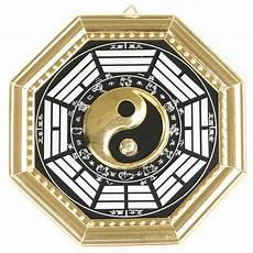 Ba Gua Spiegel Feng Shui Yin Yang Design Positive Energie Qi