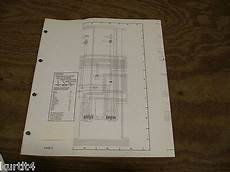 free car repair manuals 1985 lincoln town car engine control 1985 lincoln town car wiring diagram schematic sheet service manual ebay