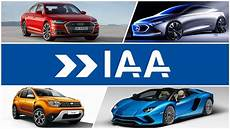 Frankfurt Motor Show 2017 Your Guide To Iaa 2017 S New